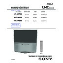 sony kp 46wt520 kp 51ws520 service manual view online or download rh servlib com Service Station Service Station