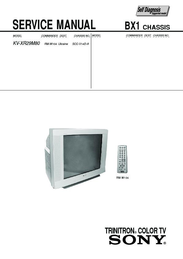 Sony Kv